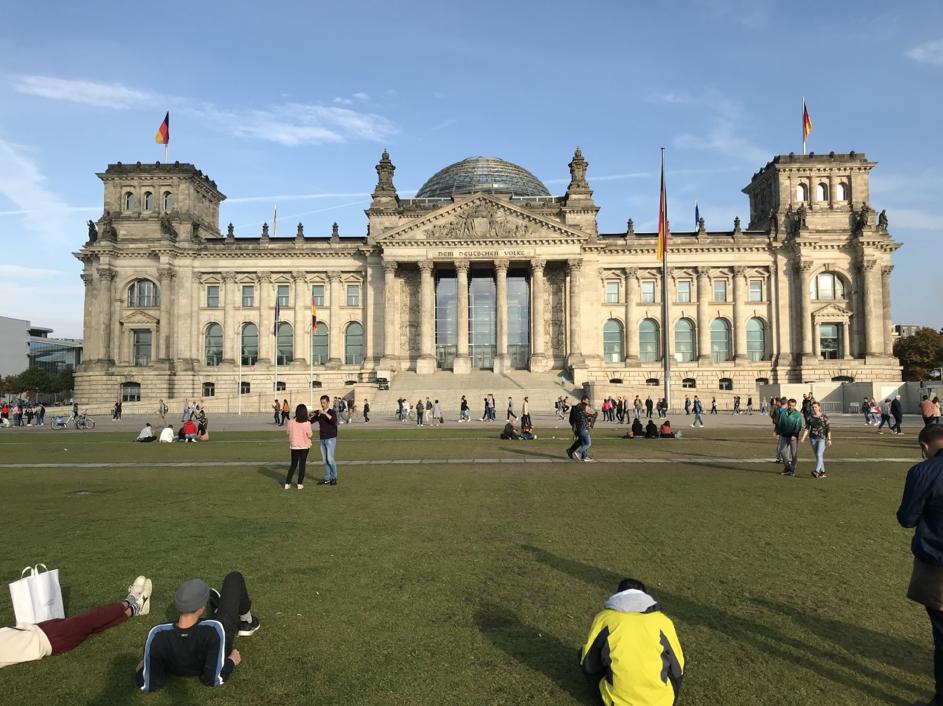 Andrija, Perkovic, Der Deutsche Bundestag