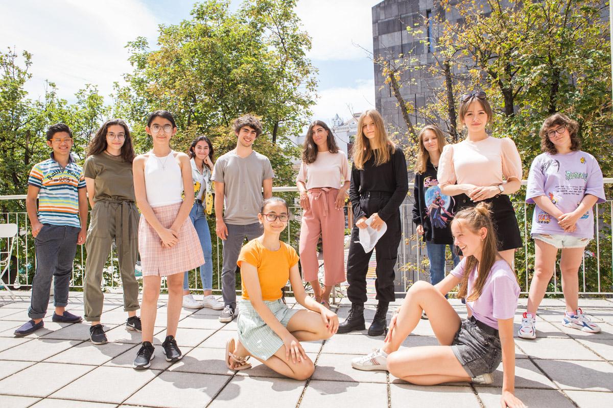 biber-summer-school 2020: Wir danken der Mega-Bildungsstiftung für die Unterstützung
