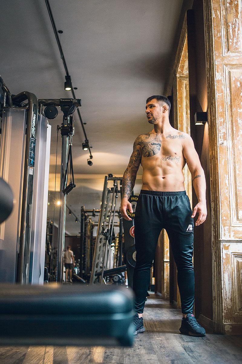 Aleksandar Rakić MMA