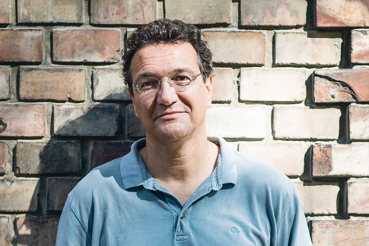 Karim El-Gawhary ist Nahostkorrespondent