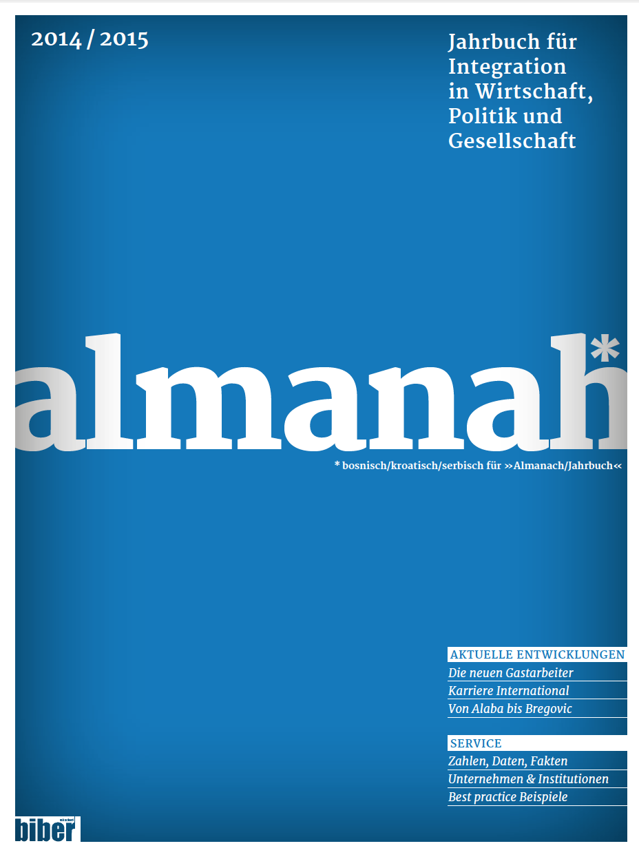 Almanah, 2015, Jahresbuch, Integration