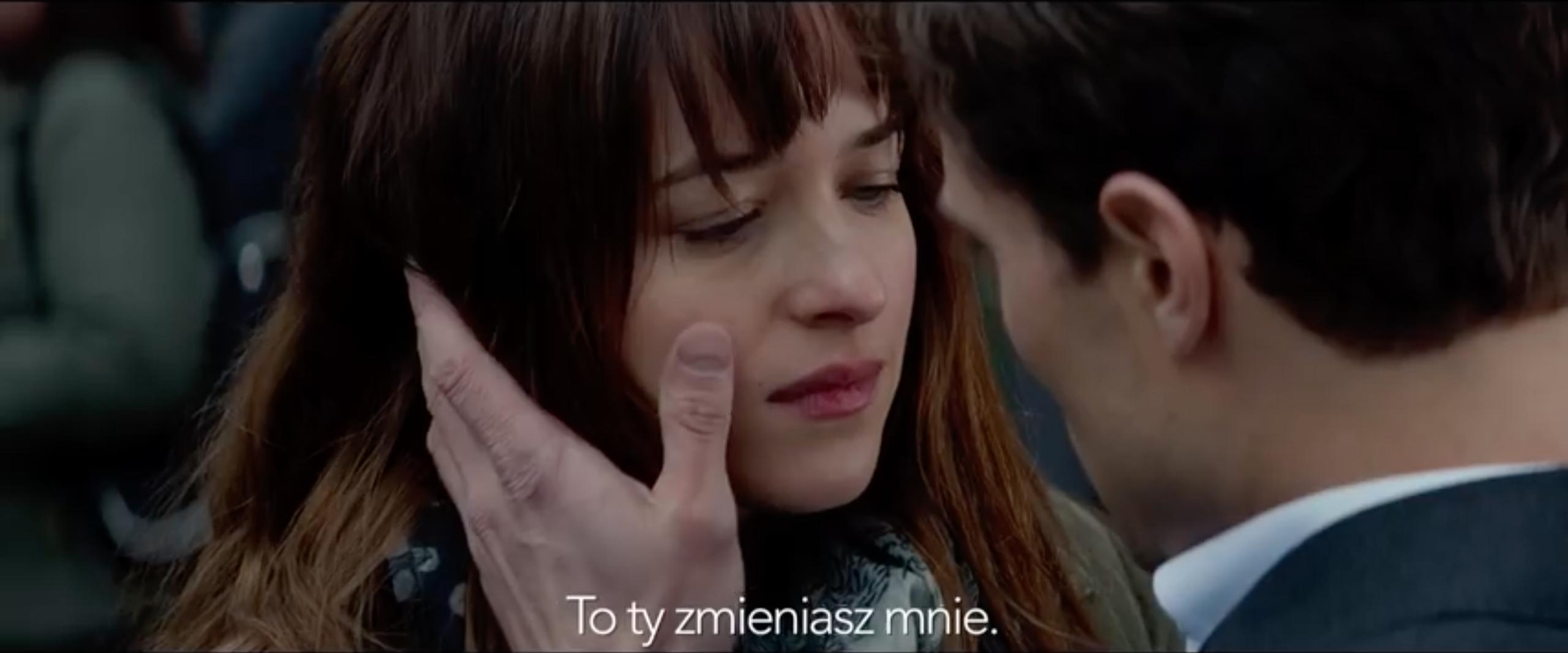 Polnische Untertitel Fifty Shakes of Grey