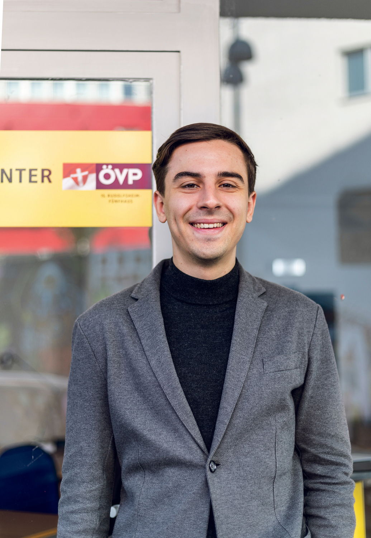 Becirovic, ÖVP, Migrantenliste