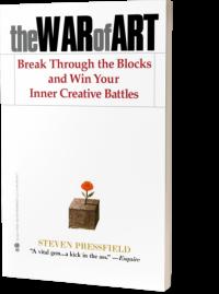 The War Of Art - Steven Pressfield