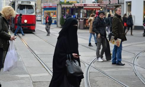 Burka, Niqab, Verschleierung
