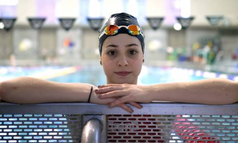 Yusra, Rio, Schwimmerin, Olympia