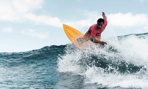 Surfen, Bali, Surfing, Wellenreiter, Sommer, Sport, Aktivität