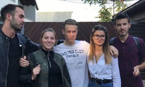 Chisinau, ADA, Kinder, Moldawien