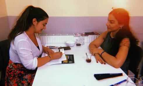 Zeynep Arslan, KPÖ, Interview
