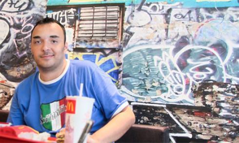 In Sarajevo entflammt der Kampf zw. Cevapi und Big Mac