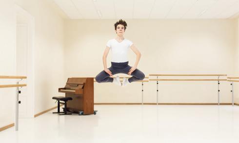 Ballett, Fußball, American Football, Sport