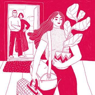 Illustration von Linda Steiner