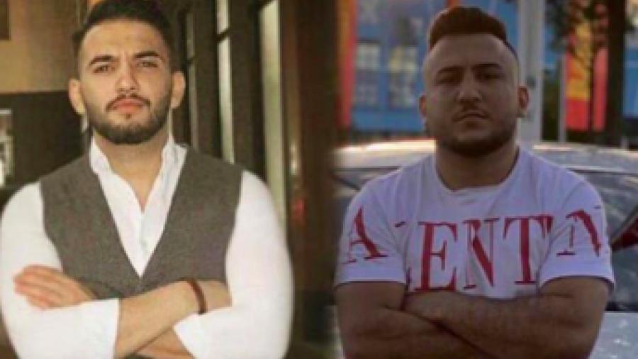 Recep (l.) und Mikail (r.) Instagram: Muhammed Yüksek, mit freundlicher Erlaubnis von Mikail