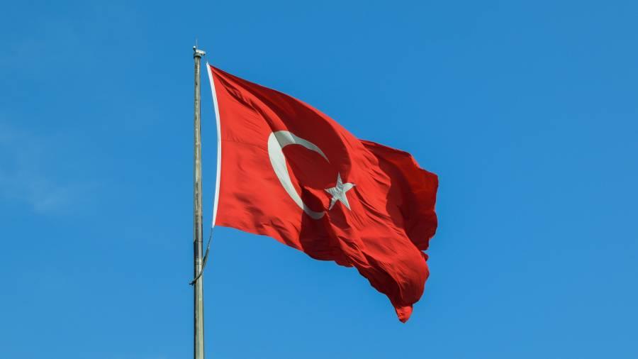 Türkeiflagge
