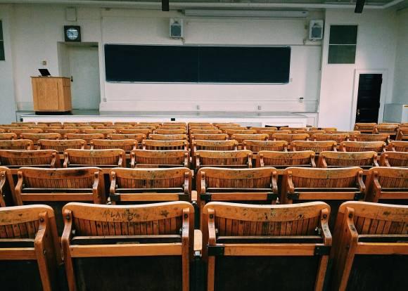 Universität, Hörsaal, Bildung