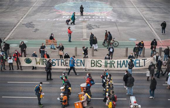 Fridays For Future Wien/Julian Kragler