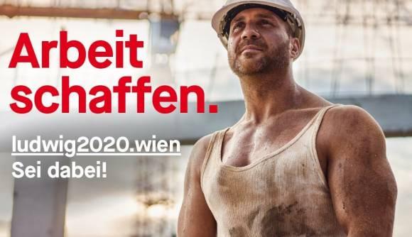 SPÖ Plakat