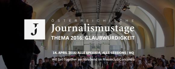 Österreichischen Journalismustage