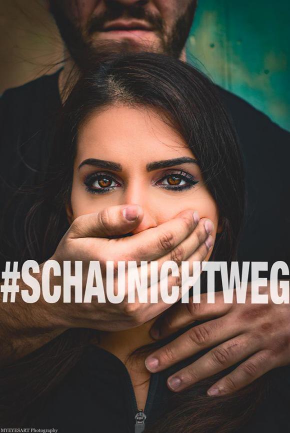 #Schaunichtweg
