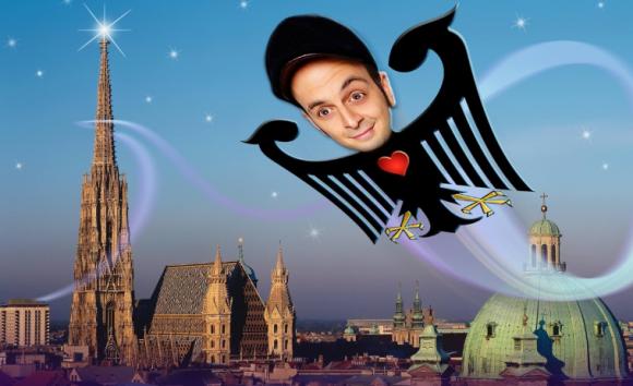 Kaya Yanar Wien Planet Deustchland Comedy Stadthalle