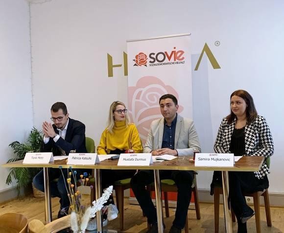 SPÖ, Sozialdemokratie, SoVie